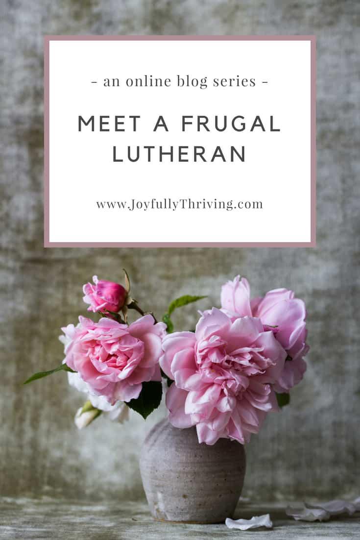 Meet My Frugal Sister, Liesl