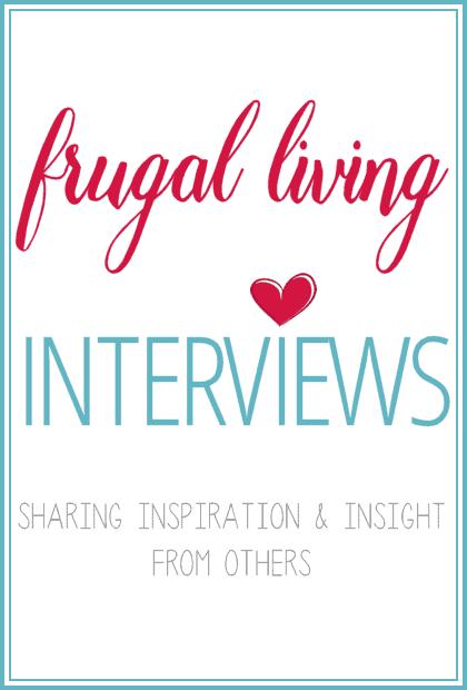 Frugal Living Interviews: Jolene Whirrett