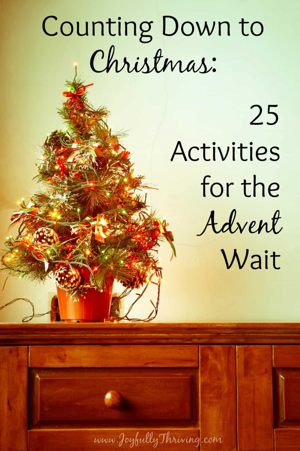 Counting Down to Christmas: Activities for the Wait