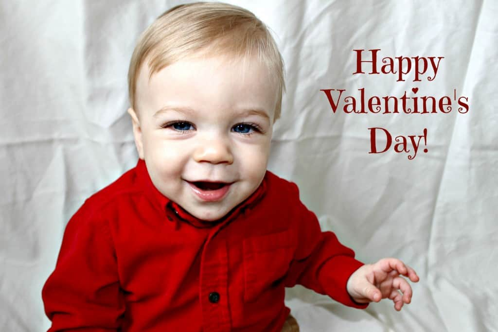 Happy Valentines Day from Nathan!