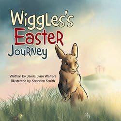 A New Christian, Easter Book for Children