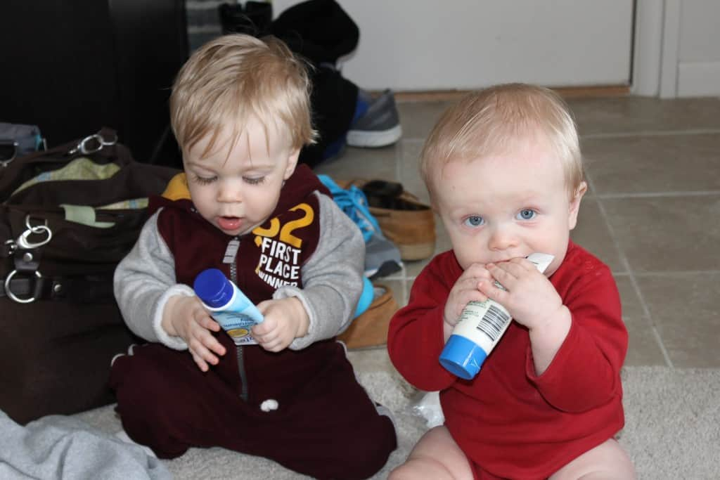 Cousins and Bottles