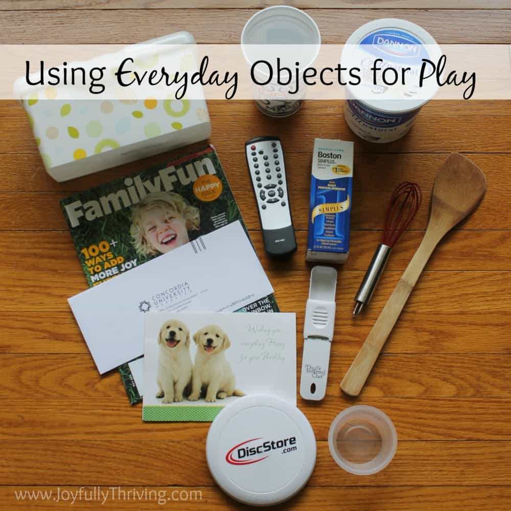 How to Use Everyday Objects to Engage Your Baby in Play