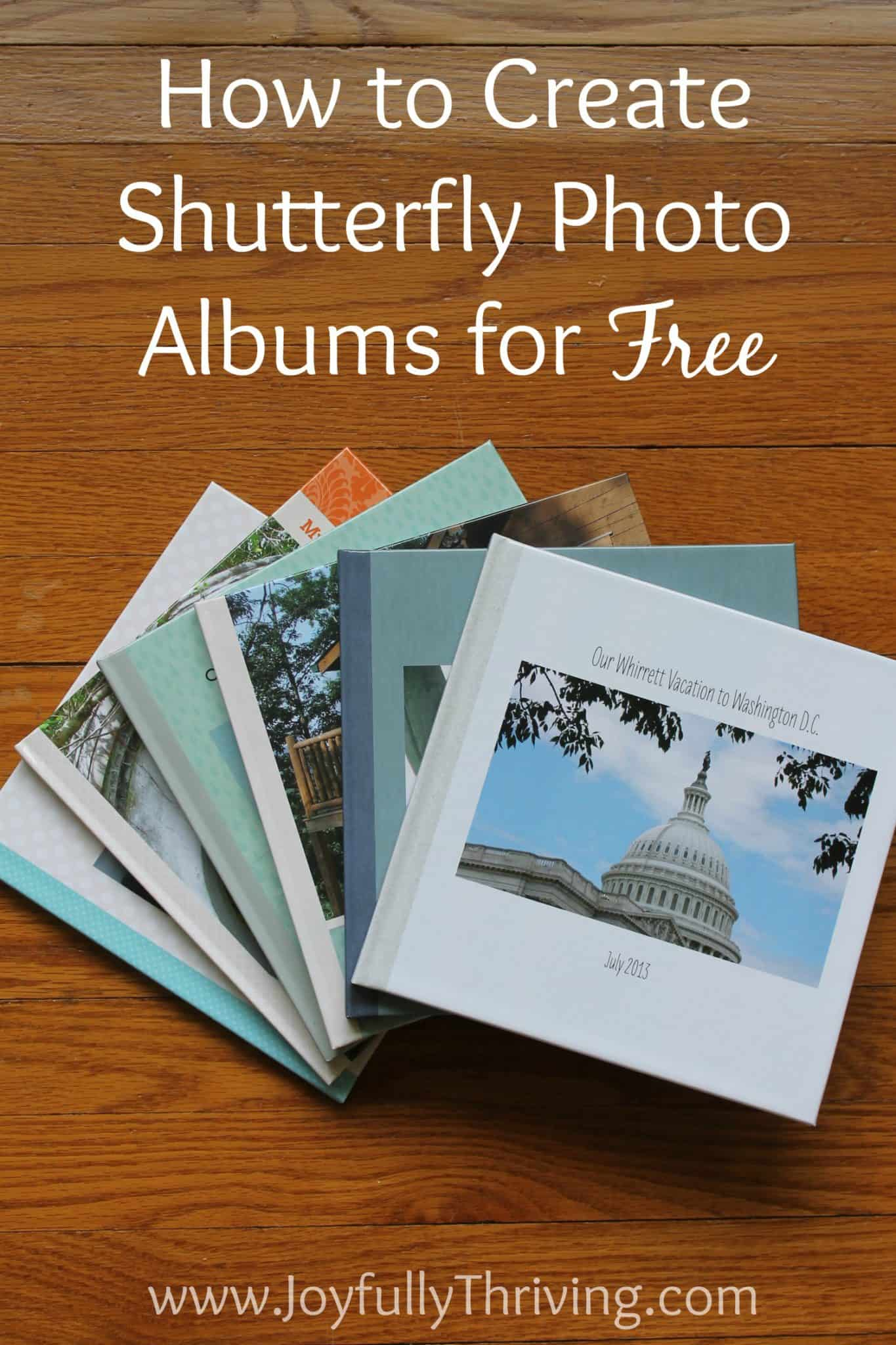 6 Truly Easy Ways to Get Free Shutterfly Photo Books