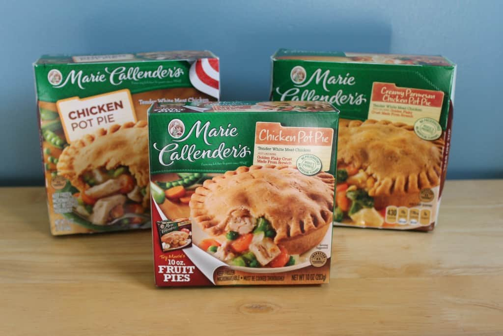 Marie Callender Pot Pies - Lots of choices!