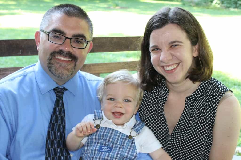 The Whirrett Family