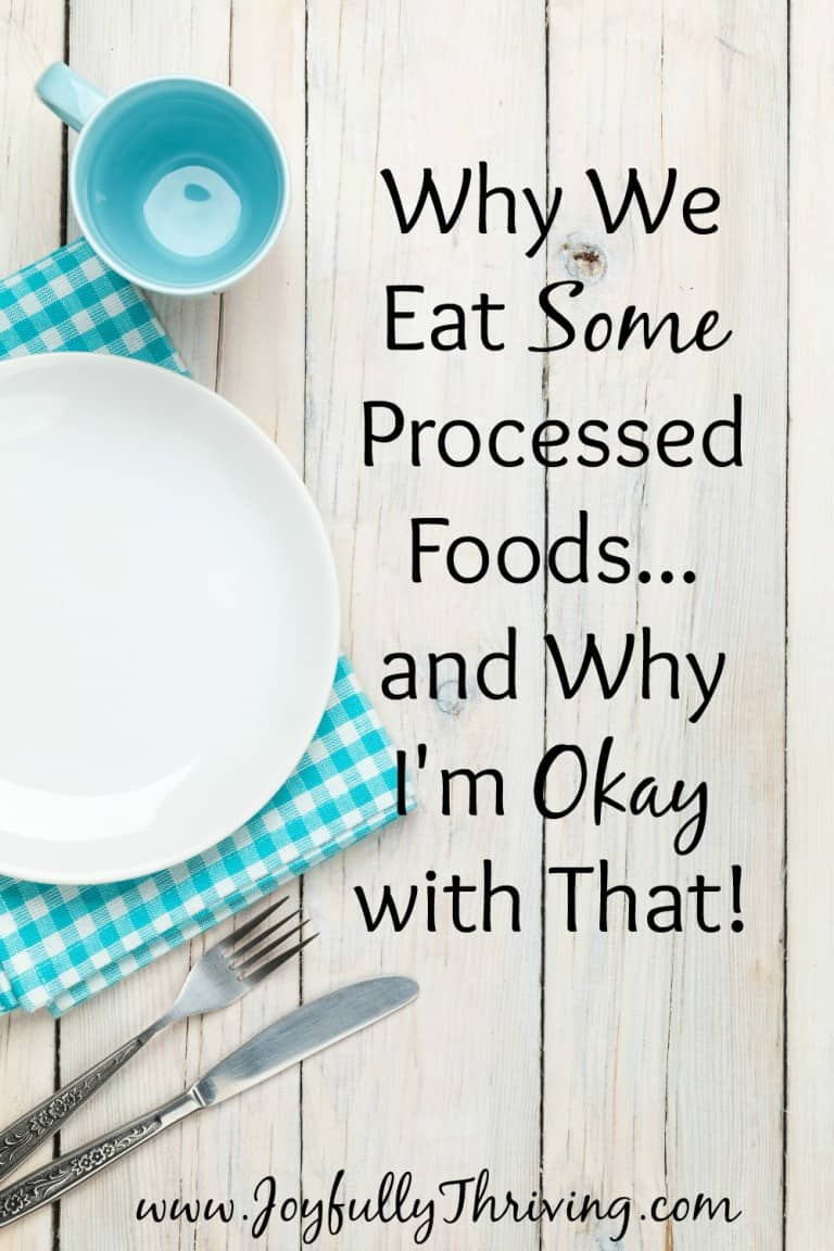 Why We Eat Some Processed Foods