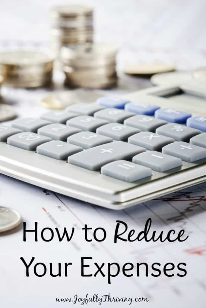 How to Reduce Your Expenses - If you've ever wanted a step by step guide to reducing your expenses, check this out.