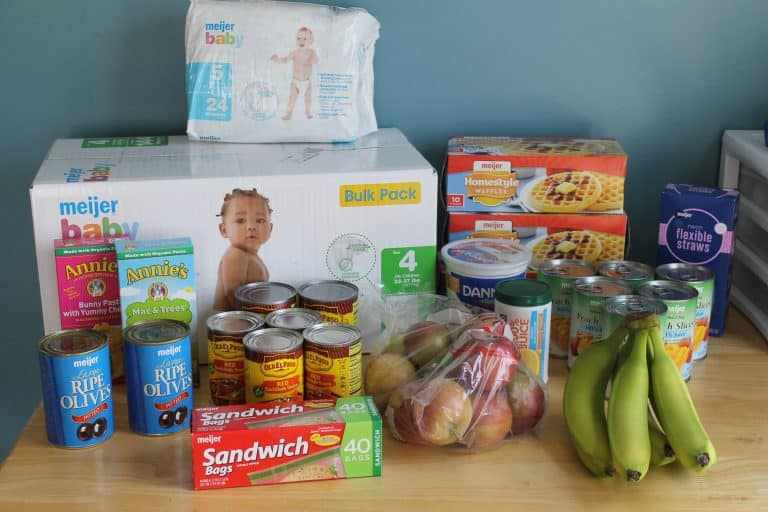 Sales, Diapers and Family Shopping