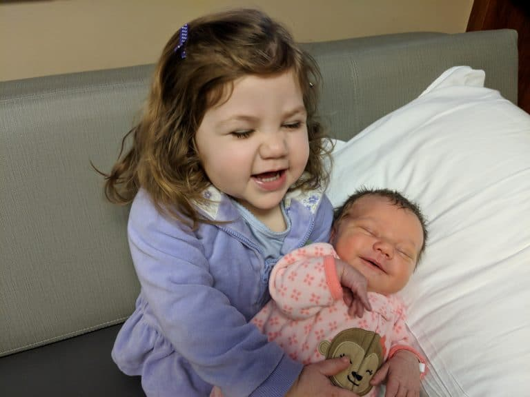 Announcing the Arrival of Lily Grace