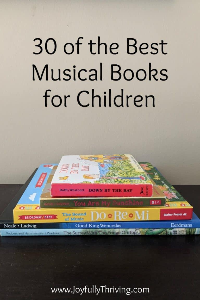Best Musical Books for Children