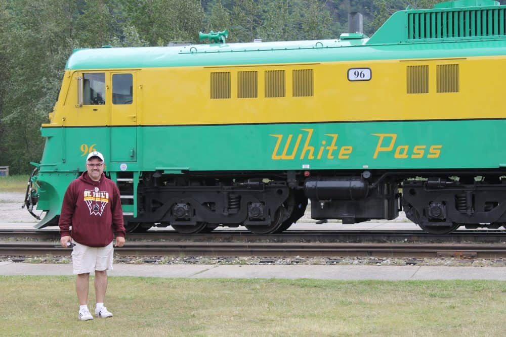 Alaska Cruise Tips - The White Pass Railway is a must do in Skagway!