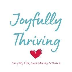Joyfully Thriving